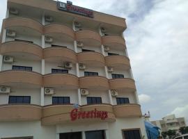 Hotel The Greetings, Пуне (рядом с городом Alandi)