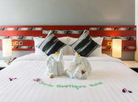 Sorin hotel, Сурин