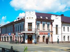 Гостиница Дон Кихот