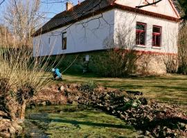 Cottage Svaty Jan, Květov (Milevsko yakınında)