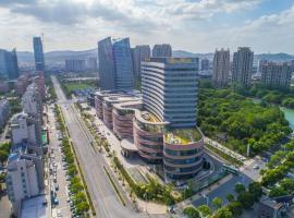 Jingling Shihu Garden Hotel , Suzhou (Yuexi yakınında)