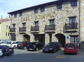 Casa Rómulo, Duruelo de la Sierra (Canicosa de la Sierra yakınında)