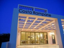 Costa Rampane, Plitra