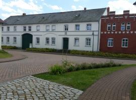 Pension Belau's Hof, Stendal (Ziegenhagen yakınında)