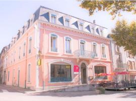 Hôtel De France, Chalabre