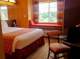 Microtel Inn & Suites by Wyndham University Medical Park, Greenville