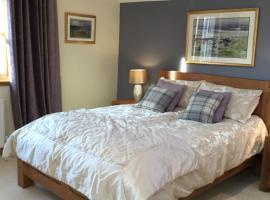 Kinloch Bed and Breakfast, Ladybank (рядом с городом Newburgh)