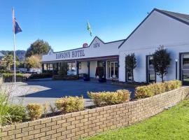 Dawsons Hotel, Reefton