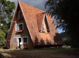 Recanto Alegre - Hospedagem e Camping, Monte Alegre do Sul (Pinhalzinho yakınında)