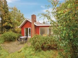 Three-Bedroom Holiday Home in Spottrup, Spottrup (Nymølle yakınında)