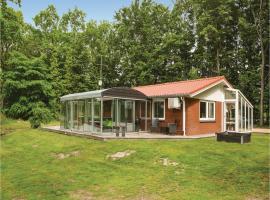 Three-Bedroom Holiday Home in Hejnsvig