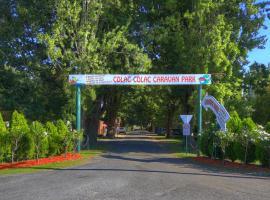 Colac Colac Caravan Park, Corryong