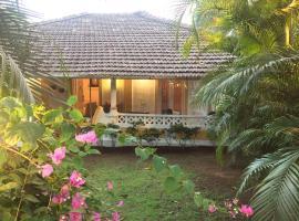 Sundays Forever - Casa Bougainvillea, Aldona (рядом с городом Goltim)