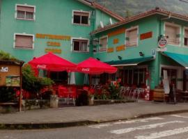 Pensión Casa Corro, Карренья (рядом с городом Поо-де-Кабралес)