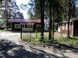 Vyartsilya Guest house, Вяртсиля (рядом с городом Маннерваара)