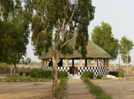 La Palangrotte, Ndangane (in de buurt van Fadial)