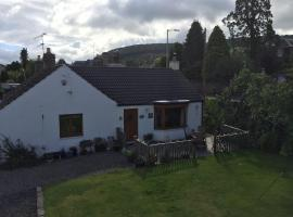 Cordon Cottage, Abernethy