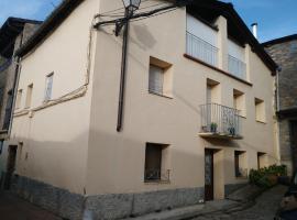 Casa Cal Galceran, Alás