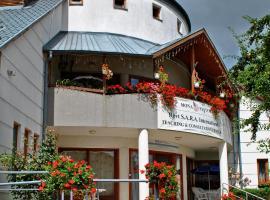 Szivárványos Panzió, Tiszalök (рядом с городом Tiszaladány)