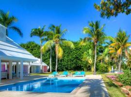 Casa Feliz by Unlimited Luxury Villas, La Romana (Cajuiles yakınında)