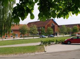 Hostel Maribo Vandrerhjem, Maribo (Bursø yakınında)