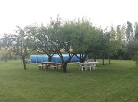 Villa CF, Ponte San Marco