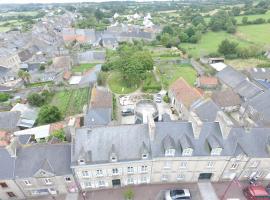 La Tourelle en Normandie, Saint-Pierre-Église (рядом с городом Cosqueville)