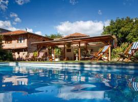 Rukka Lodge, Tumbaco (Hacienda Santa Rosa yakınında)