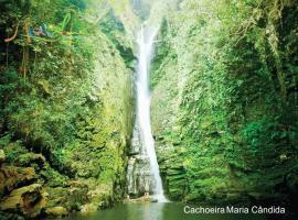 Acqualume Cachoeiras, Delfinópolis