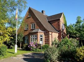 Alte Landjägerei Aukrug, Aukrug (Hennstedt yakınında)