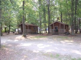 St. Clair Camping Resort, Marysville (Sombra yakınında)