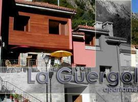 Apartamentos La Guergola, Pola de Somiedo (рядом с городом Santiago del Hermo)