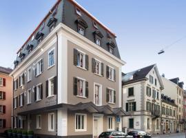 Walhalla Guest House, Zürich