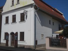 Penzion Joachim, Spálené Poříčí (Nezvěstice yakınında)