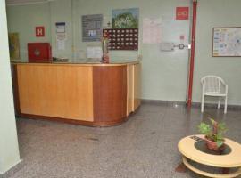 Hotel Alvorada II, Sete Lagoas (Fortuna yakınında)