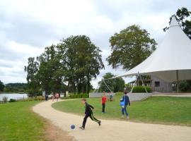 Camping Aquarev, Лудеак (рядом с городом La Chèze)