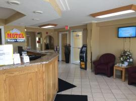 Western Budget Motel #1 & 2 Whitecourt, Whitecourt (Mayerthorpe yakınında)