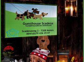 Dog Friendly Guesthouse Scadena, Malans
