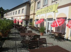 Hotel Restaurant Marienhof, Unterkirchbach (Mauerbach yakınında)