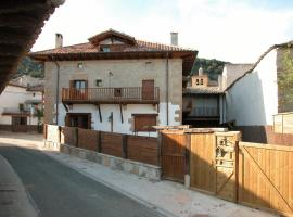 Casa Nabarro Etxea, Iturgoyen (Goñi yakınında)