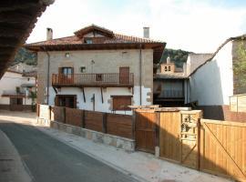 Casa Nabarro Etxea, Iturgoyen (рядом с городом Goñi)