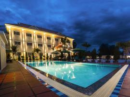 Kheang Oudom Hotel, Moŭng Rœssei (Near Pursat Province)