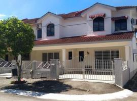 J&P Homestays House 1, Kampar