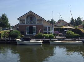Friese Vakantie Kust Villa