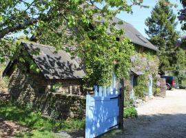 La Petite Jeusseliniere, Larchamp