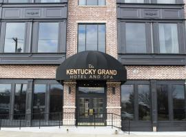 Kentucky Grand Hotel & Spa, Bowling Green