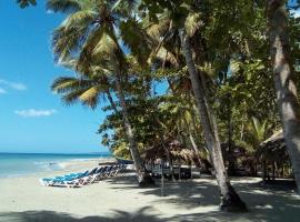 Playa Paraiso en Magante, La Yagua (Río San Juan yakınında)