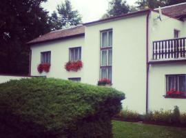 Ubytovani u Cebisu, Jindrichuv Hradec (Bořetín yakınında)