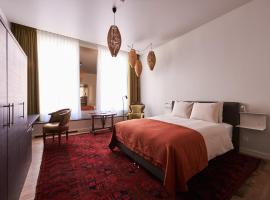 Hotel Miss Blanche Suites & Apartments, Groningen