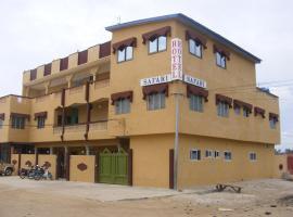 Hotel Safari, Cotonou (Regiooni Sèmè-Kpodji lähedal)